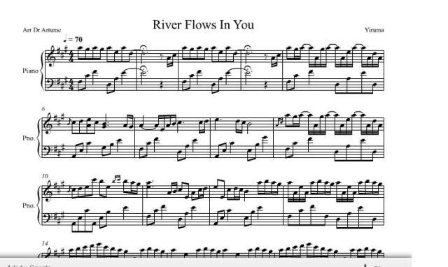 Riversheet