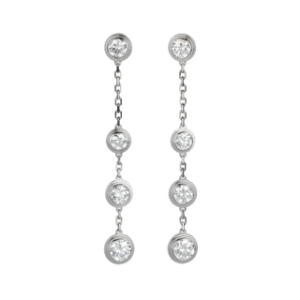 Cartier diamond earrings 50 Shades