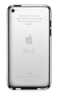 iPod engraved Master of the Universe MotU