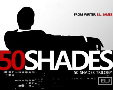 50 Shades desktop wallpaper Mad Men spoof